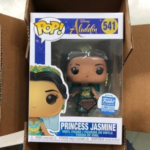 Funko POP! Disney: Princess Jasmine Vinyl